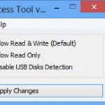 Toma el control de las memorias USB que se conectan al equipo con Ratool