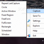 CaptureIt Plus: Programa para tomar capturas de pantalla con múltiples modos y editor incorporado