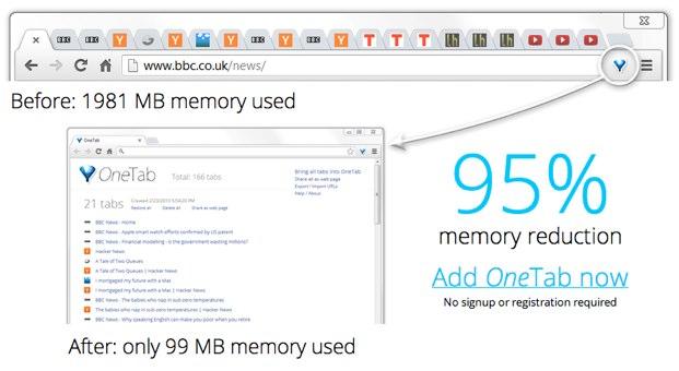 Como reducir el consumo de RAM h