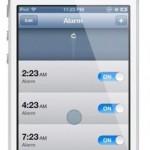 """Usar la opción """"Tirar para actualizar"""" para desactivar todas tus alarmas a la vez [iOS]"""