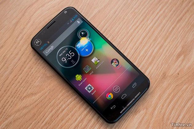 El Motorola Moto X saldrá al mercado a finales de verano