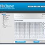 FileCleaner: Excelente herramienta para limpiar Windows
