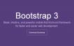 Twitter Bootstrap 3 disponible, con nuevos elementos y grilla renovada
