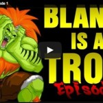 ¡Blanka de Street Fighter es un troll! [Video]