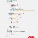 El código fuente del casamiento [Imagen]