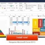 Crear infografías desde Excel 2013 con Infogr.am
