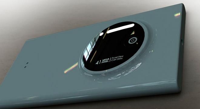 Características del Nokia Lumia 1020