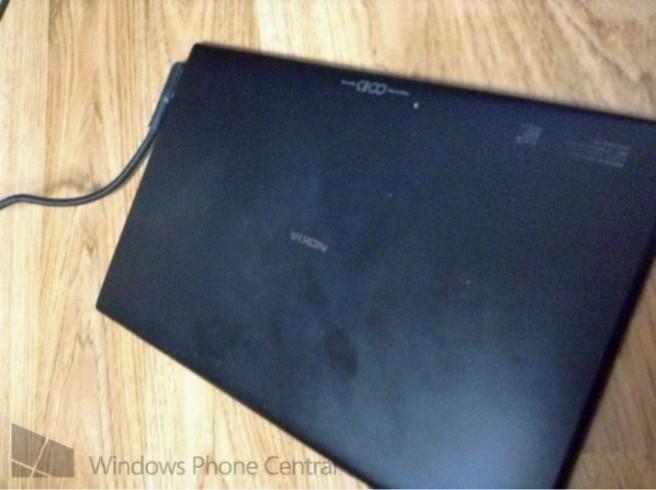 Nuevas fotografías del prototipo de Nokia Tablet