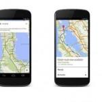 Llega a Android la nueva versión de Google Maps