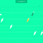 Rabbit: Divertido juego de obstáculos en HTML5