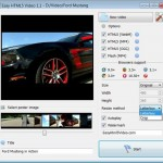 Convertir cualquier video a HTML5 con Easy HTML5 Video
