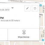 Google presenta herramienta para encontrar tu Android perdido y borrar su información