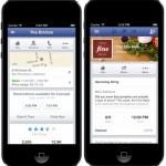Actualización de Facebook en iOS