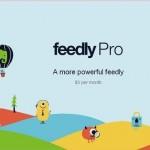 Feedly anuncia una suscripción de pago