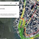 Google añade informes de tráfico a Maps