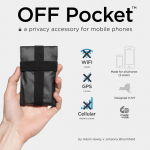 OFF Pocket, la funda de los paranoicos
