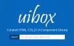 UIBox: Colección de elementos de interfaz de usuarios