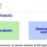 Google activa Person Finder para los afectados por las inundaciones en Acapulco