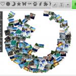 Crea fantásticos y personalizables collages de fotografías con Loupe