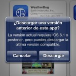 "La App Store de Apple permite descargar la ""última versión compatible"" con hardware o software antiguo"