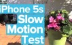 Así graba videos slow motion el iPhone 5S