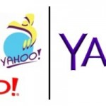 Los logos de las empresas de internet: Antes y ahora