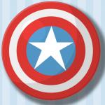 Símbolos de superheroes creados solo con CSS3
