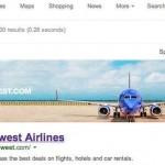 """Google comienza a probar los """"banners"""" en sus resultados"""