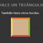 Aprende como se crea un triángulo con CSS
