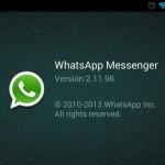 WhatsApp en Android recibe una nueva actualización