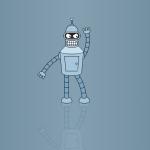 Bender bailando hecho solo con CSS3