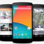 Ya a la venta el Nexus 5