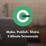 QuickCast: La forma más rápida y fácil de publicar screencasts