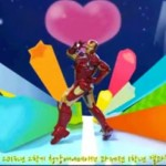 Iron Moon: Iron Man como Sailor Moon