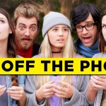 Get Off The Phone: La canción para que abandones tu smartphone
