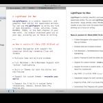 LightPaper: Excelente editor de Markdown para Mac