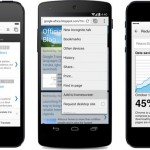 Chrome recibe una nueva actualización en Android e iOS