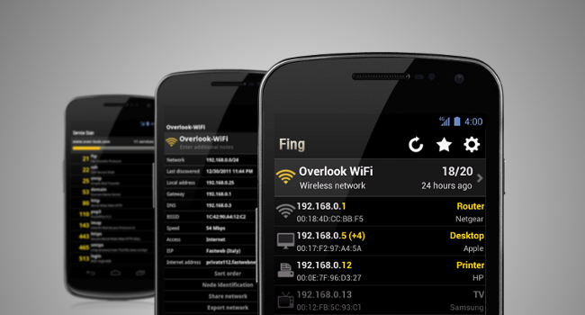 Fing para Android