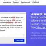 Chequear un texto en busca de errores de ortografía y gramática con LanguageTool