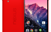 Ya disponible el Nexus 5 rojo