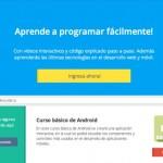 DevCode.la: Nuevo sitio con cursos para aprender a programar fácilmente