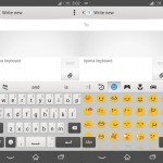 Ya disponible el teclado de los Sony Xperia en Google Play