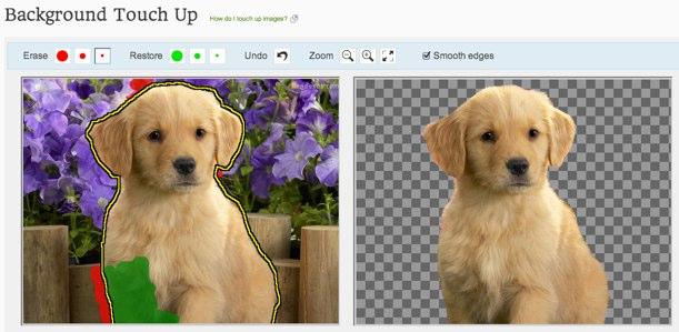 Eliminar el fondo de una imagen online con Background ...