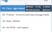 Instant Song: Música al instante en la barra de herramientas de Chrome