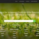 FreeJPG: Banco de imágenes gratis en alta resolución
