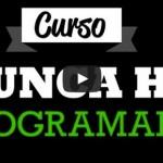 Curso de programación gratuito para personas que nunca han programado