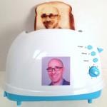 Selfie toaster, la impresora que te permite tostar tu selfie