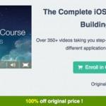 Curso para aprender a programar aplicaciones para iOS 7 valorado en $499, GRATIS