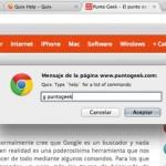 Quix, una línea de comandos en tu navegador