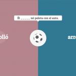 ¿Cómo dice que dijo?: Aprende o mejora tu ortografía en Español
